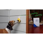 Pebble Smart Hundedørklokke